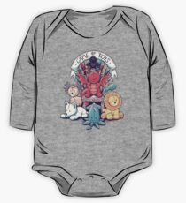Game Of Toys One Piece - Long Sleeve