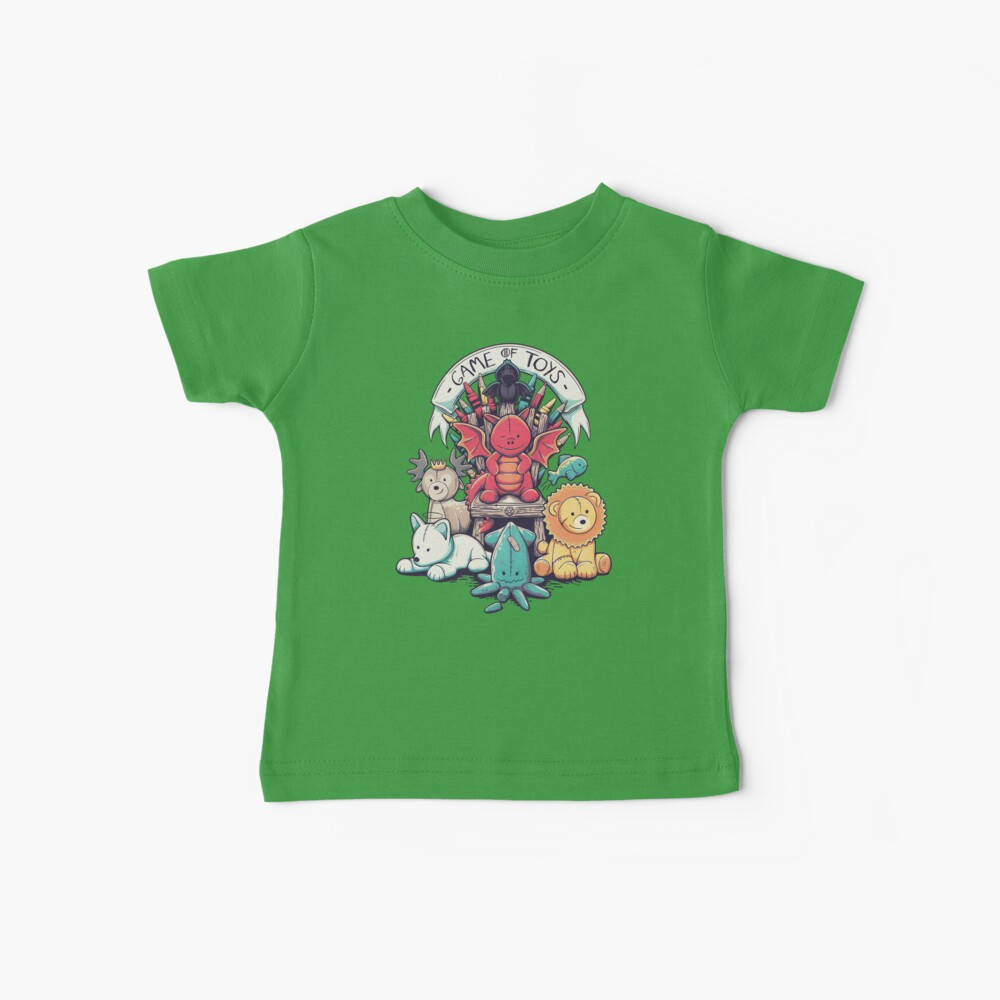 Game Of Toys Baby T-Shirt