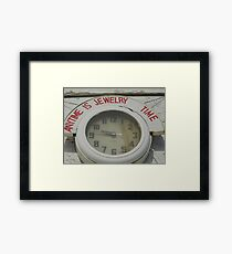 Jewelry Time!! Framed Print