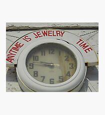Jewelry Time!! Photographic Print