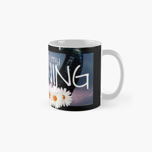Don't Ruin My Morning Classic Mug