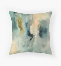 Another Watercolor Mix Throw Pillow