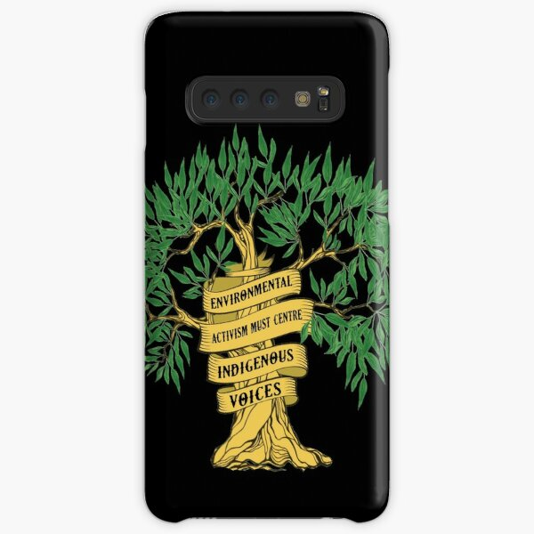 Environmental activism must centre Indigenous voices Samsung Galaxy Snap Case