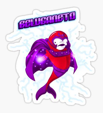 Beluganeto #MarvelWhales Sticker