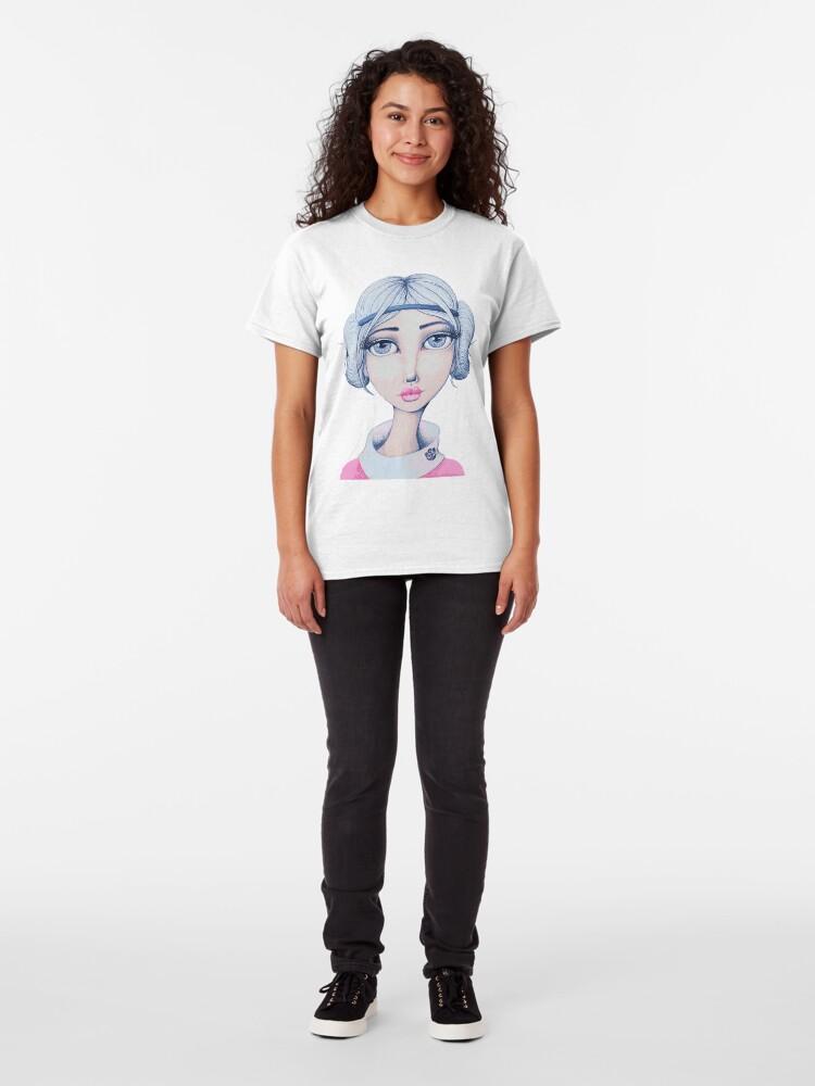 Alternate view of I Heart Arcee Classic T-Shirt