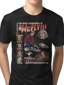 Heavy Adventures Tri-blend T-Shirt