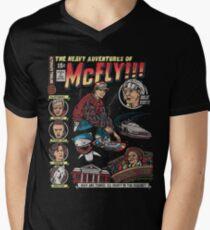 Heavy Adventures Men's V-Neck T-Shirt