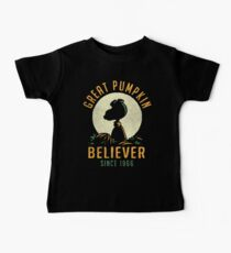 Great Pumpkin Believer Kids Clothes