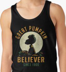 Great Pumpkin Believer Tank Top