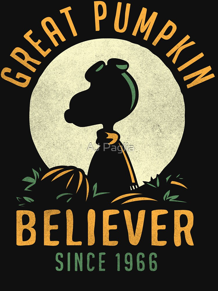 Great Pumpkin Believer | Unisex T-Shirt