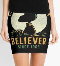 Great Pumpkin Believer Mini Skirt