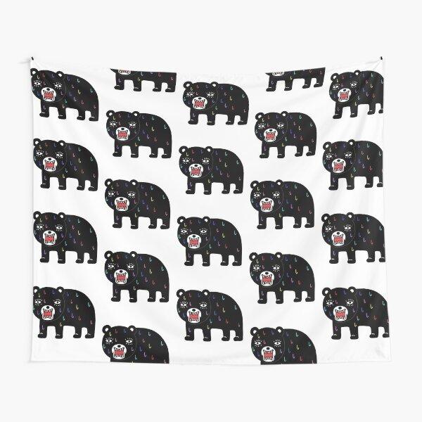 Sweaty Bear Tapestry