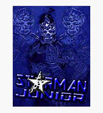 Starman Jr. - Professional Superhero Photographic Print