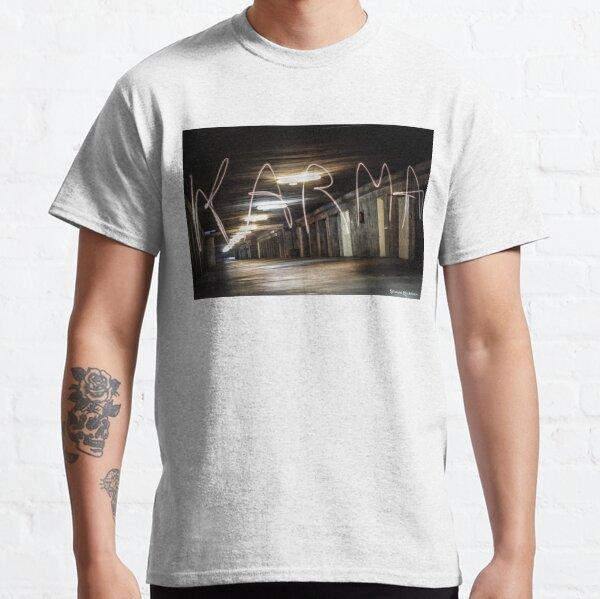 Light painting Karma Classic T-Shirt