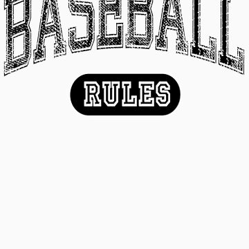 Baseball Rules - Light by maxkroven