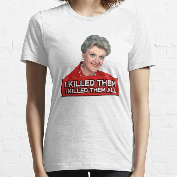 I KILLED THEM ALL Essential T-Shirt