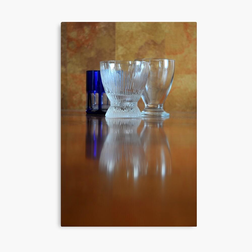 En verre et contre tous 8 Canvas Print