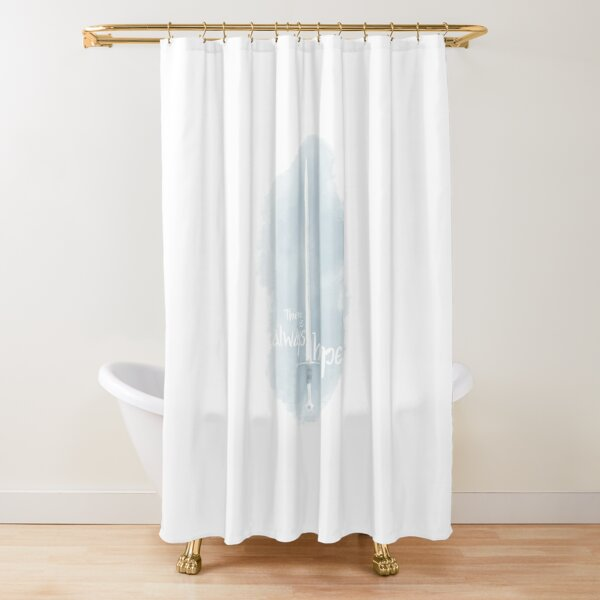 There is Always Hope / Aragorn / Anduril Shower Curtain