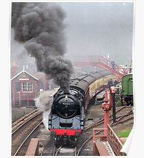 The Goathland Express Poster