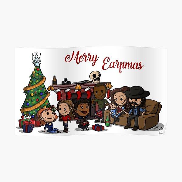Merry Earpmas Poster