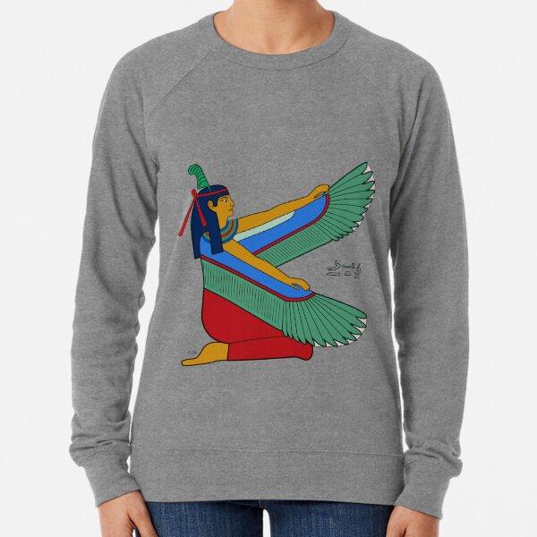 MAAT I Göttin Ägypten Leichter Pullover