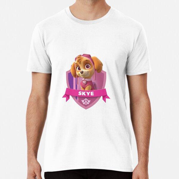 Paw Patrol Skye Shield Premium T-Shirt