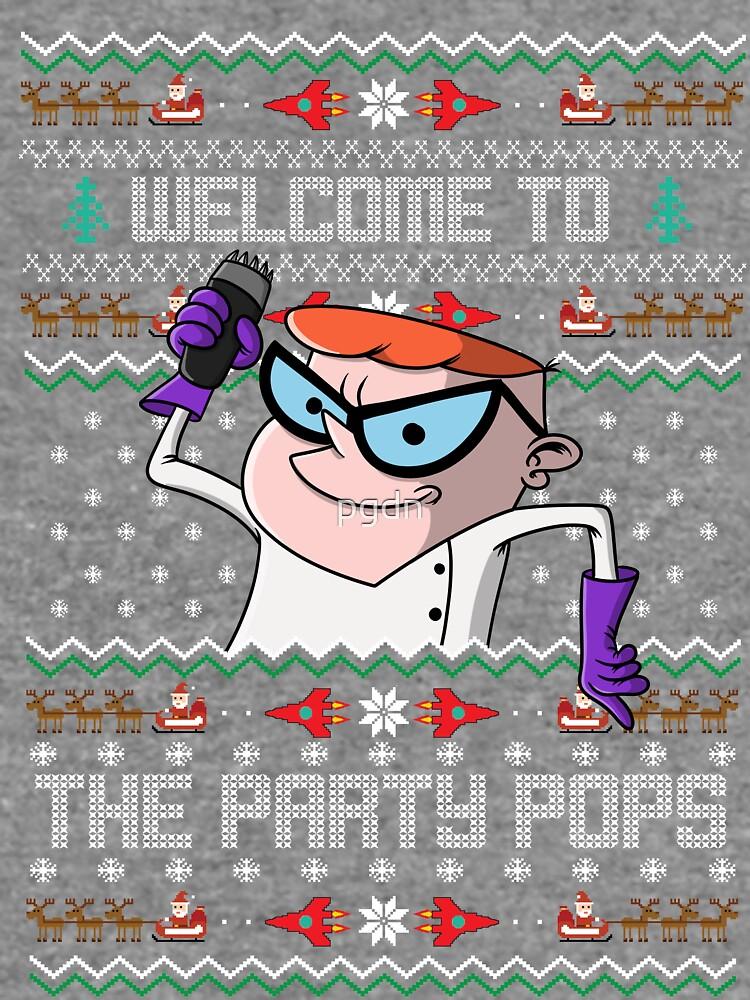 Dexters Christmas by pgdn