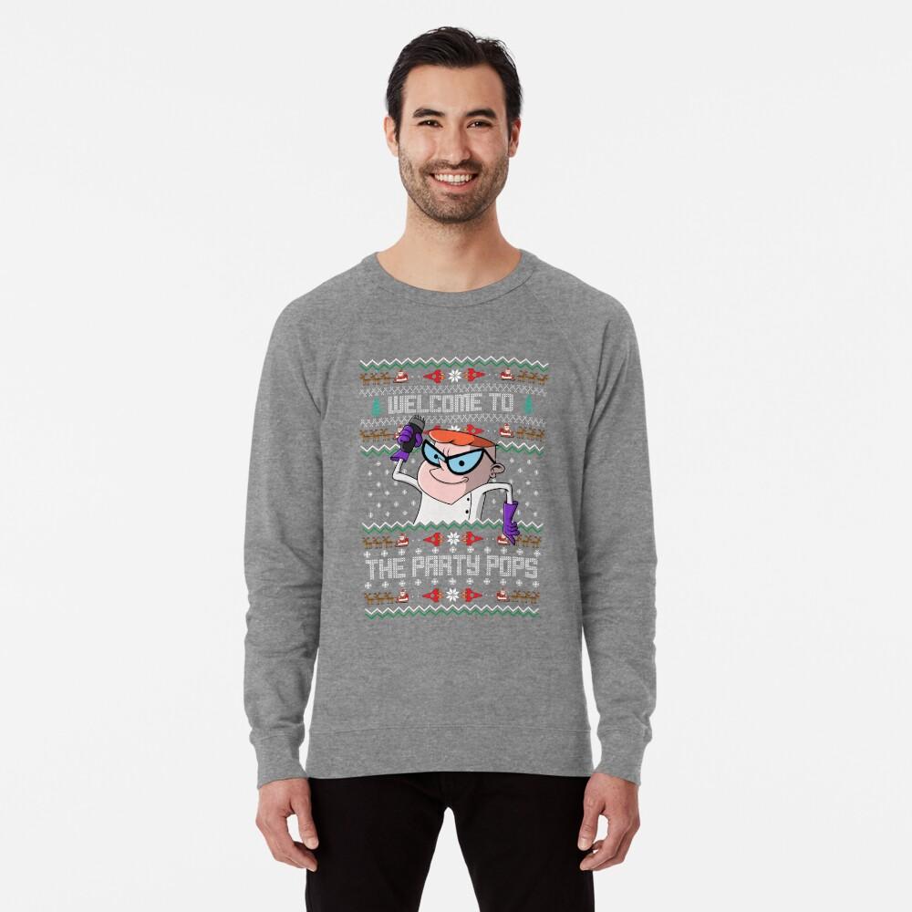 Dexters Christmas Lightweight Sweatshirt