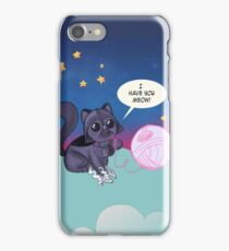 Darth Kitty    iPhone Case/Skin