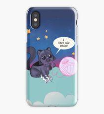 Darth Kitty    iPhone Case