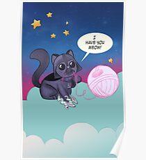 Darth Kitty    Poster