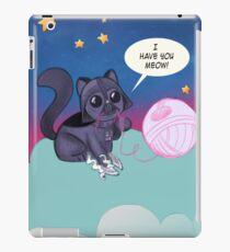 Darth Kitty    iPad Case/Skin