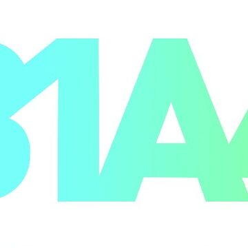 B1A4 - GRADIENT LOGO by baiiley