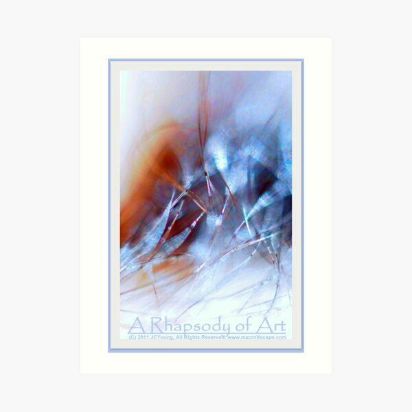 A Rhapsody of Art Art Print
