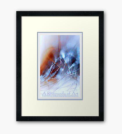 A Rhapsody of Art Framed Print