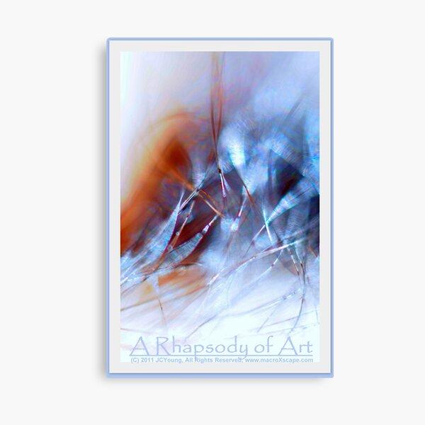 A Rhapsody of Art Canvas Print