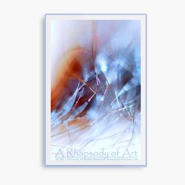A Rhapsody of Art Metal Print