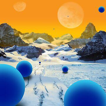 Blue floaties by jneyer