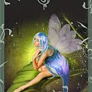 Fairy card 4 by Dawnsky2