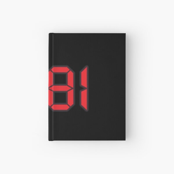 1981 LED - Made In The 80s Hardcover Journal