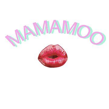 MAMAMOO - AH OOP by baiiley