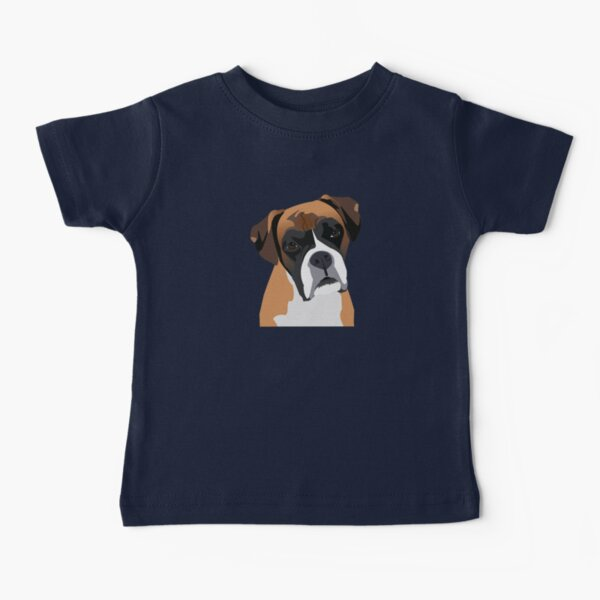 Boxer Camiseta para bebés