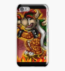 Bowser and Jr iPhone Case/Skin