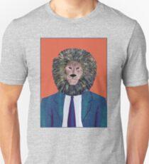 Mr. Lion's portrait T-Shirt