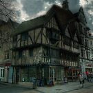 Cornmarket Oxford by John Hare