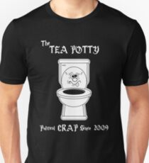 Tea Potty - Political Crap Since 2009 (Version 2) Unisex T-Shirt