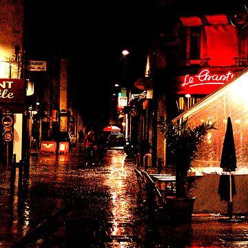 Jaude la nuit  by oHelen