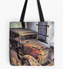 bad car II Tote Bag