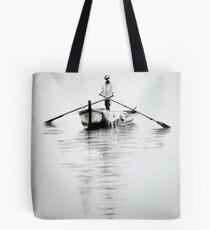 The Boat Man Tote Bag