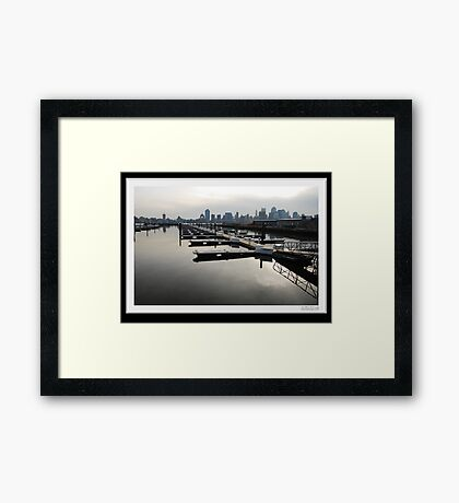 You Are Always on Our Mind Framed Print